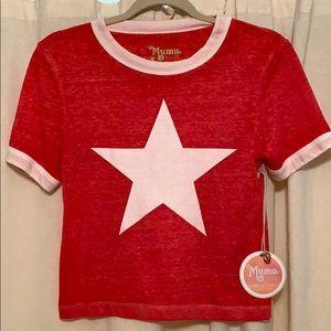 Show Me Your MuMu Ringo Tee Star Graphic